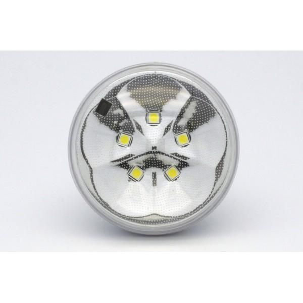 Светодиодная LED лампа с резервным питанием  LOGICPOWER LP-8205-5R LiT - 4