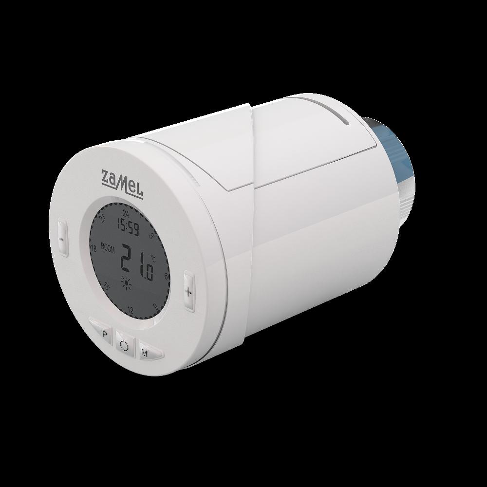 Программируемый электронный термостат RGT-01 для системы умный дом Zamel - 2