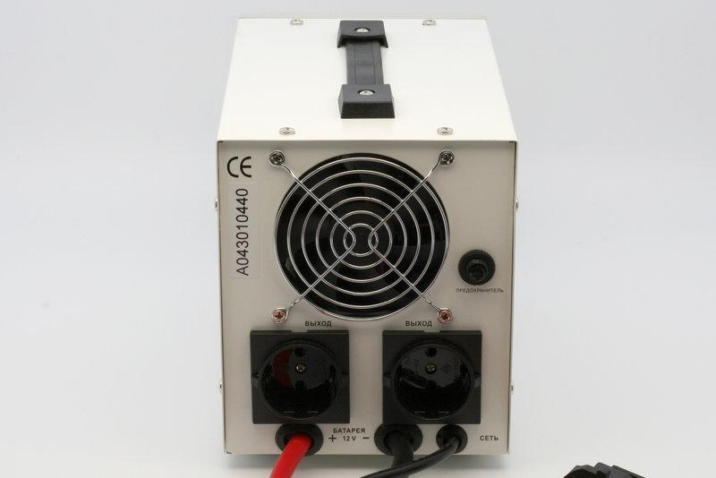 Источник бесперебойного питания ИБП LOGICPOWER LPY PSW 800VA - 1