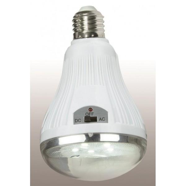 Светодиодная LED лампа с резервным питанием  LOGICPOWER LP-8205-5R LiT - 3