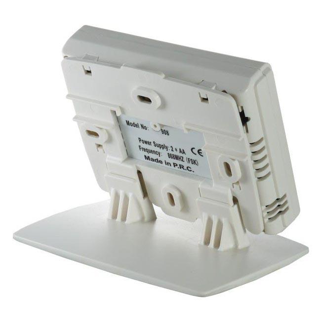 Беспроводной комнатный программируемый термостат T-eco TE908XWHB-7-RF  - 3