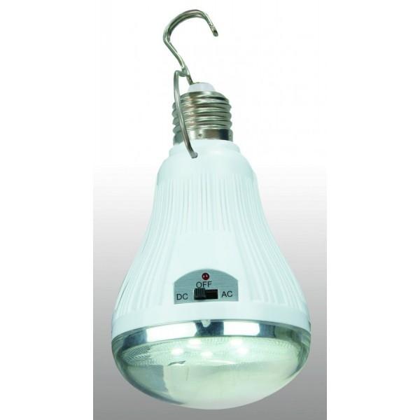 Светодиодная LED лампа с резервным питанием  LOGICPOWER LP-8205-5R LA - 4