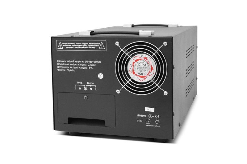 Стабилизатор напряжения релейного типа LOGICPOWER LPH-10000RD - 1