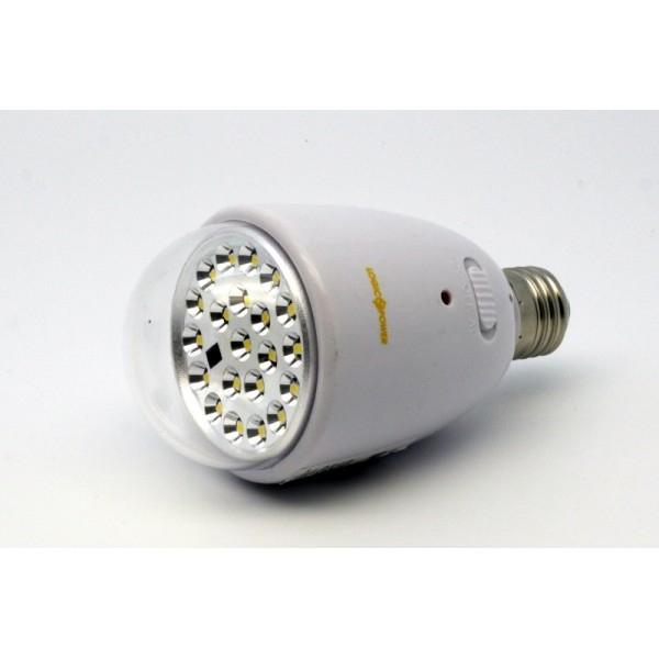 Светодиодная LED лампа с резервным питанием LOGICPOWER LP-8221R LA - 3