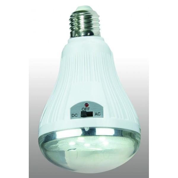 Светодиодная LED лампа с резервным питанием  LOGICPOWER LP-8205-5R LA - 2