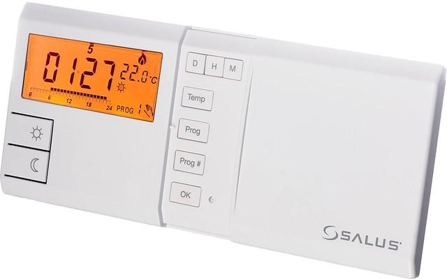 Проводной программируемый комнатный термостат Salus 091FL - 1