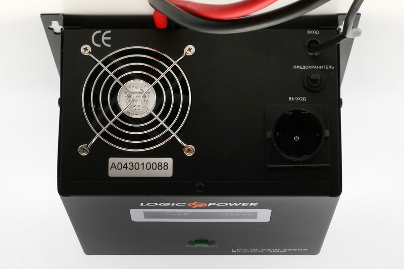 Источник бесперебойного питания ИБП LOGICPOWER LPY-W PSW 3000VA - 1