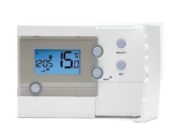 Проводной программируемый комнатный термостат Salus RT500 - 1